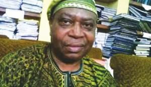 Prof Festus Iyayi