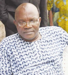 Former Osun PDP Chairman Ademola Rasak