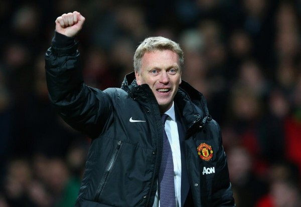 David Moyes Delighted With the Fans Support on Sunday Against Arsenal.