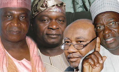 MEMBERS OF NEW PDP SUSPENDED BY RULING PARTY