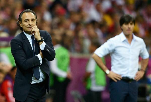 Cesare Prandelli Will Look to End Italy's Runs of Three Successive Draws Against Nigeria on Monday.
