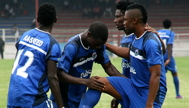 Enyimba Claims Charity Cup.