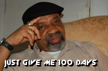 Ngige Promises to Solve Issues of Insecurity in Anambra Within 100 Days in Office