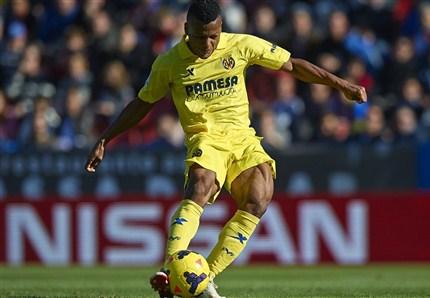 Ikechukwu Uche Scores Brace Against Levante.