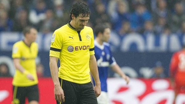 Matt Hummels Set to Miss Bundesliga Actions for Months.