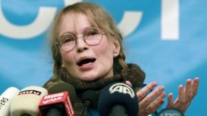 UN Ambassador, Mia Farrow