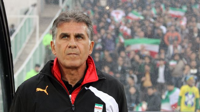 Carlos Queiroz Was Sacked By Portugal in September 2010 and Became Iran National Team Manager 6 Months Later.