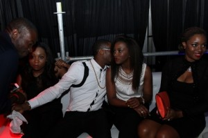 DBanj-and-Genevieve