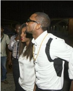 DBanj-and-Genevieve-Nnanji