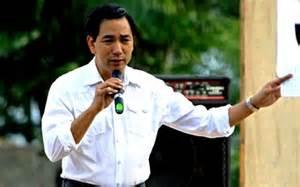 Energy Secretary in Philippines, Jericho Petilla