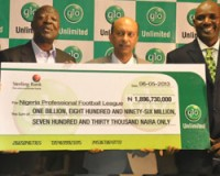 Glo. Signs a Multimillion Naira Deal With the LMC for the Sponsorship Right of the NPFL.