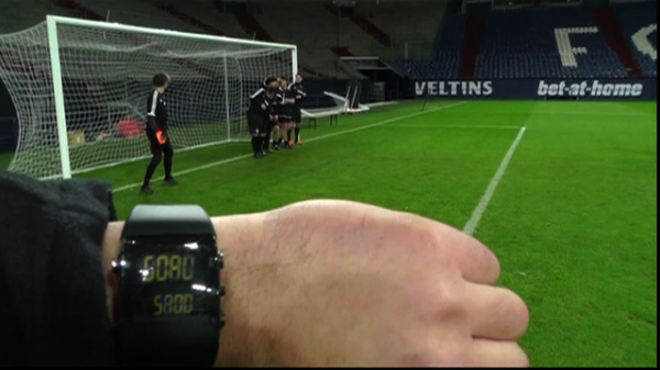 Goal-Line Technology to Debut in Africa at the Club World Cup.