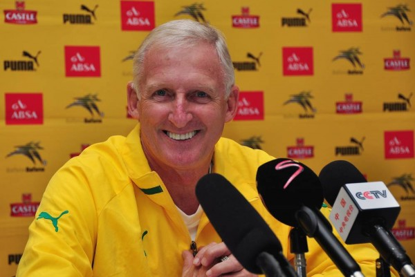 Gordon Igesund Releases His 23-Man Party for CHAN.