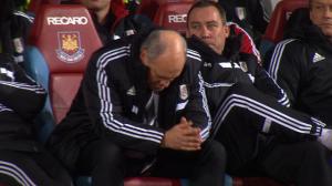 Jol sacked