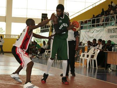 Kano Pillars Basketball Club.