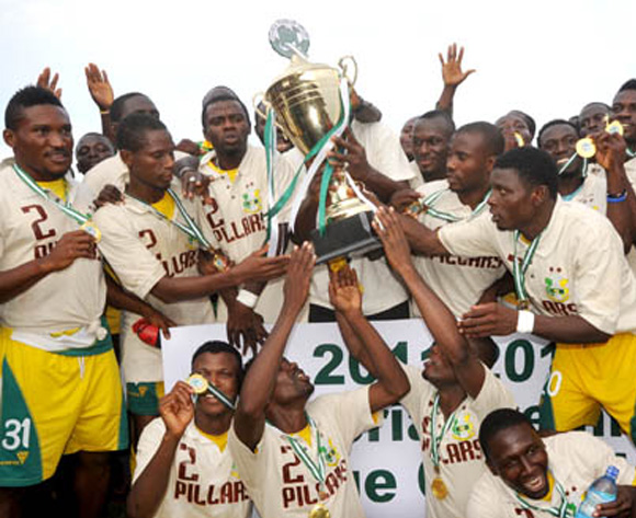 Kano Pillars are the Defending NPFL Champions.