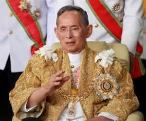 King Bhumibol Adulyadej of Thailand