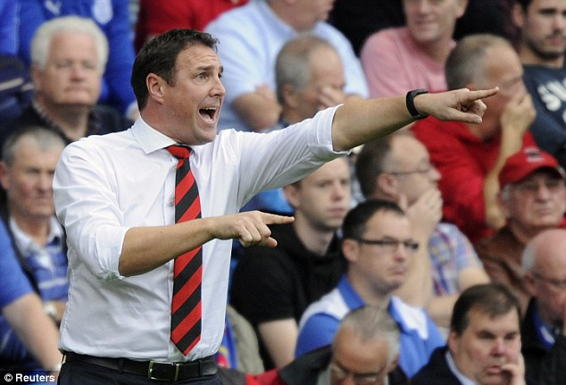 Malky Mackay Could be the Next Manager to Get the Boot.