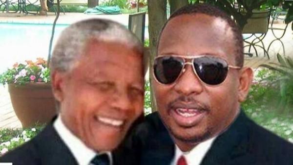 Mandela, Mr Sonko