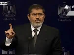 Morsi in court