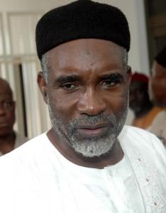Murtala Nyako , Adamawa State Governor