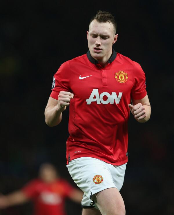Phil Jones Scores for United as They EPL Champions Finish Top of Group A in Europe's.