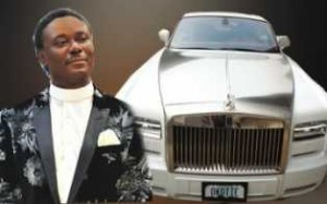 Pastor Chris Okotie Buys Himself A N120m Rolls Royce To Mark His Anniversary