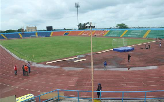 The UJ Esuene Stadium Will Host Majority of the Track and Field Events of the 2014 NSF.