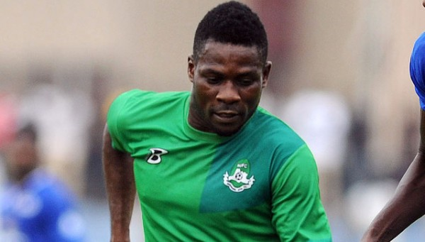 Victor Namo of Nasarawa United Won the Golden Boot for Scoring 18 Goals in the 2012/13 Season.