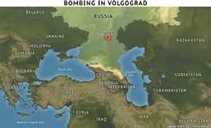 Volgograd bombing