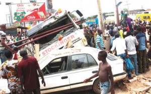 file photo: an accident scene