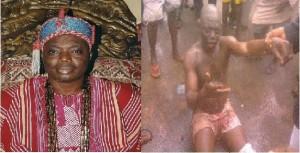 Hoodlums Set Ogun Monarch's Palace On Fire