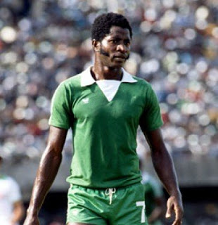 Segun 'The Mathematical' Odegbami Guided Nigeria to Its First Africa Cup of Nations (Afcon) Title in 1980.