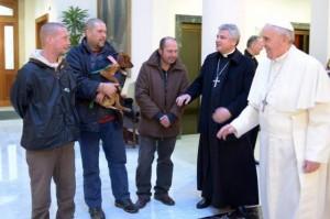 pope's bday