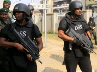 SSS Parades Airforce Official, Six Other Alleged Kidnappers of Sokoto Billionaire
