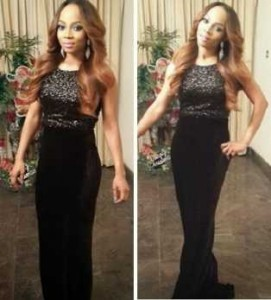 Single Toke Makinwa Stuns At 'Music Meet Runway' Event