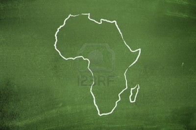 8536181-african-map