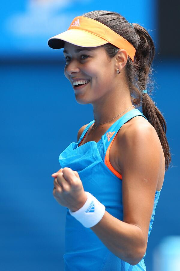 Ivanovic Came from a Set Down to Knock Out Williams in Their Australian Open Fourth Round Match.
