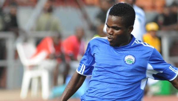 Enyimba's Godfrey Abalogu Could Now Earn in the Region of 150,000 Naira.