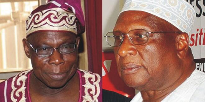 Bamanga Tukur-Obasanjo