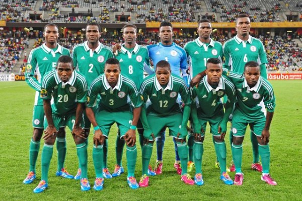 Super Eagles through to the Last Four of CHAN 2014.