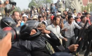 Cambodia mayhem