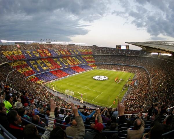 Camp Nou Set for Remodeling.
