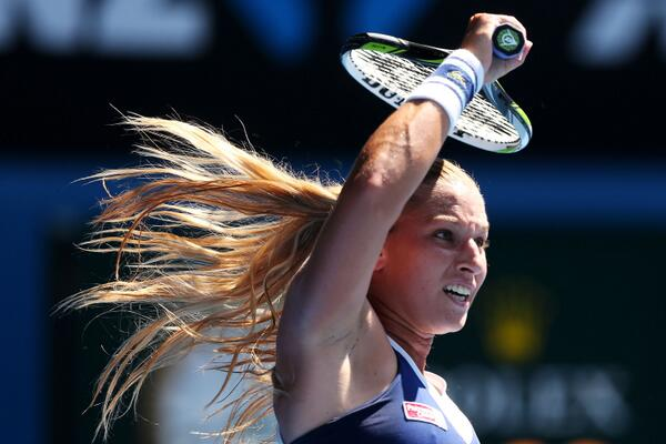 Cibulkova Beat Agniesza Radwanska to Reach Aussie Open Final.