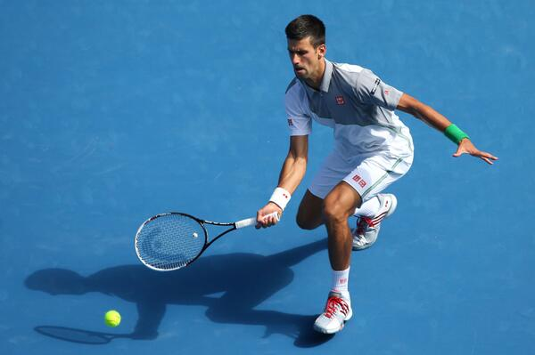 Djokovic Advances Into Australian Open Quarter-Final.