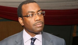 Minister for Agriculture, Dr. Akinwumi Adesina