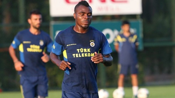 Emmauel Emenike Sidelined for Three Weeks.