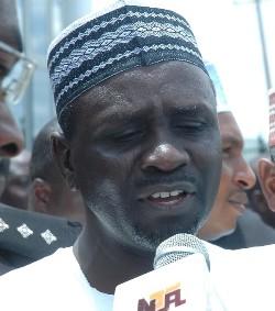 Governor Ibrahim Shekarau