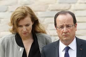 Francois Hollande confirms split with longstanding partner Valerie Trierweiler