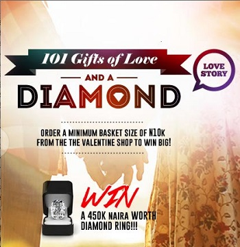 Jumia 101 gifts of love and a diamond ring 2